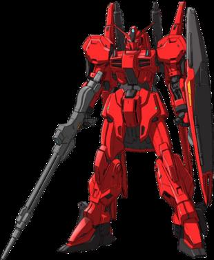 Front (Red Comet)