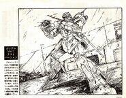 Gundam Mk-II Test Version