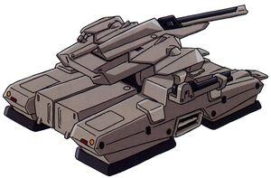 MA-115HT - Union Realdo Hover Tank - Back View