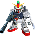 Unit b gundam ground type