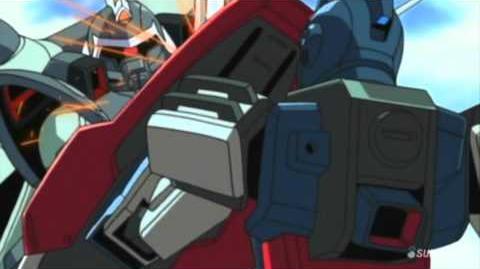 368 GAT-01 Strike Dagger (from Mobile Suit Gundam Seed)