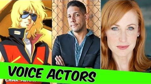Mobile Suit Gundam The Origin Voice Actors English - Mobile Suit Gundam The Origin Cast