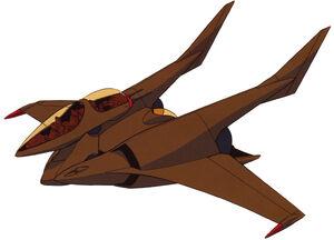 Overhead-hawk