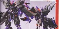 MWF-JGP99G Gundam Astray Violence Geist