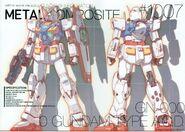 GFF 0 Gundam