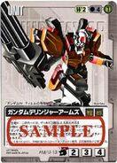 Gundam Derringer Arms sample