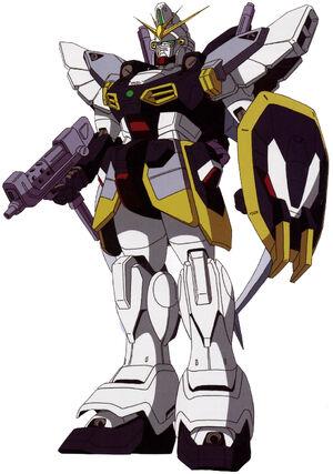 Gundam Sandrock KaiW0