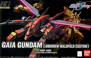 HG Gaia Gundam (Andrew Waldfeld Custom) Cover