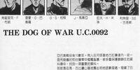 The Dog of War U.C. 0092