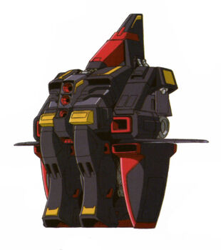 Front (Mobile Fortress Mode)