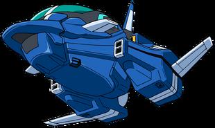 Core Fighter (Below)