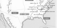 Correct Century Locations