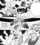 Diablo Gundam Gundam Spartan