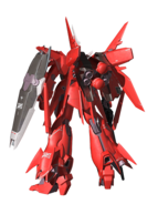 AMX-107R Rebawoo CG Art (Rear)