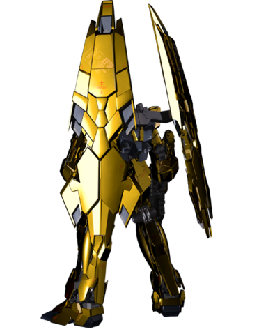 File:RX-0 Unicorn Gundam 03 Phenex (Unicorn Mode) CG Art (Rear).png