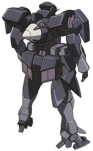 Rear (Commander Colors)