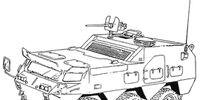 SRA Armored Car