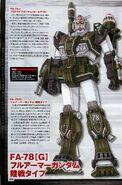 GFA Gundam C