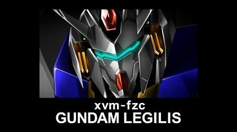 MSAG32 GUNDAM LEGILIS (from Mobile Suit Gundam AGE)