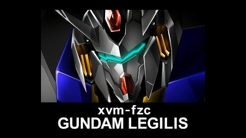 MSAG32 GUNDAM LEGILIS (from Mobile Suit Gundam AGE)