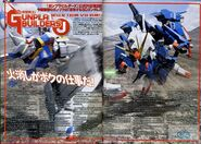 Model Suit Gunpla Builders Beginning J - Battle 02