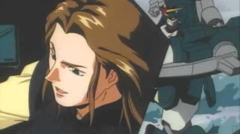 057 GT-9600 Gundam Leopard (from After War Gundam X)