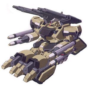 TFA-4DE Tank Mode