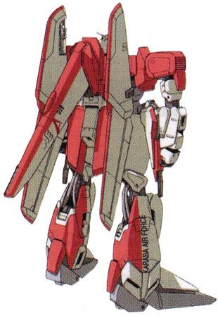 Rear (Amuro Ray colors)