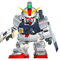 Unit br gundam ground type beam rifle