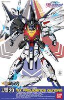 1-100 Nix Providence Gundam