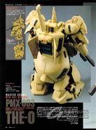 MG PMX-03 The O0