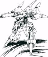 ABFS-RR-01S Messala Dinofaust Jupiter Without Arms