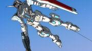 YG-111 Gundam G-Self-3 G-Reco-1