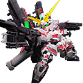 Unit sr full armor unicorn gundam