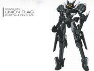 Gundam 00 GN Flag