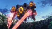 G-rach beam cannon