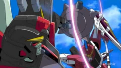 114 ZGMF-X09A Justice Gundam (from Mobile Suit Gundam SEED)