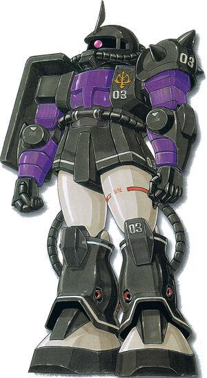 MS-06Sa