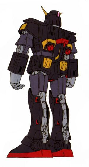 MRX-009(PSYCO GUNDAM) back