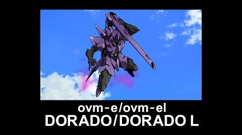 MSAG20 DORADO (from Mobile Suit Gundam AGE)