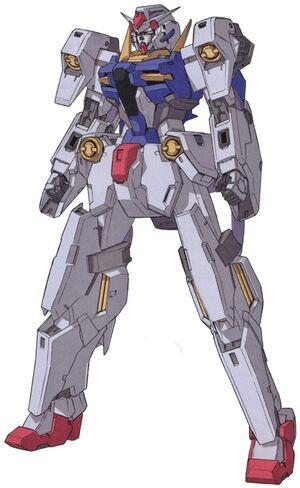 GNY-004 - Gundam Plutone - Front View