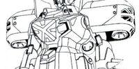 Neo England Gundam