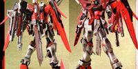 ZGMF-X42SCV Destiny Gundam Honoo