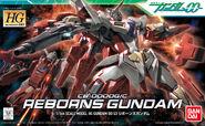 Reborns Gundam HG
