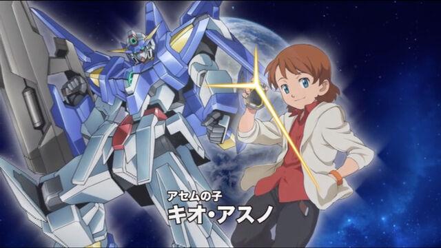 File:Kio Asuno & Gundam AGE-3.jpg