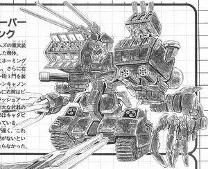 Gundamsuperarmedtank