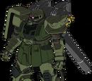MS-06 Zaku II (Thunderbolt Ver.)