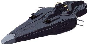 Agamemnon class carrier (gundam)