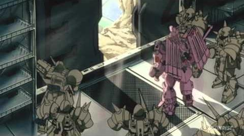 361 XM-01 Den'an Zon (from Mobile Suit Gundam F91)