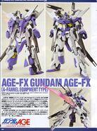 Gundam AGE-FX A-Fannel 1
